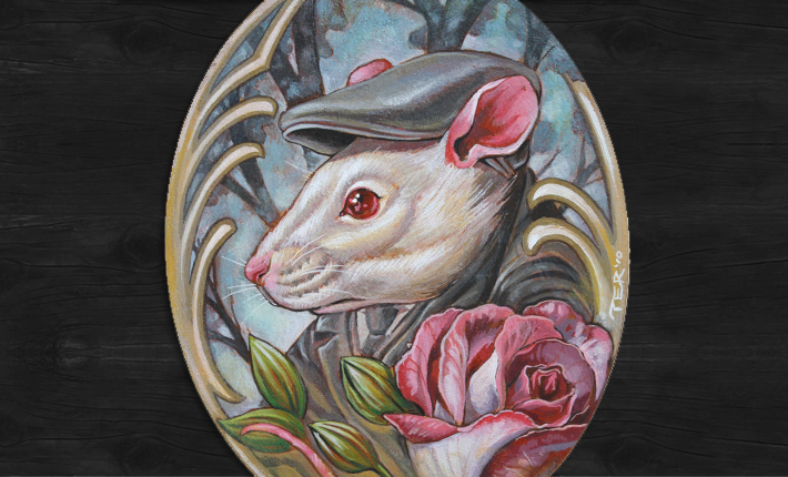 Mouse Painting for Seth Cifferri